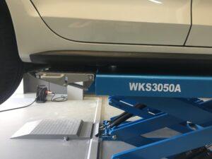 Wolf WKS3050A opbouw schaarhefbrug wielvrij-0