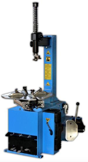 Wolf WTC-400 Halfautomatische wiel de- en monteermachine-0