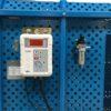 Bandenvulkooi, bandenkooi met automatische bandenvulinstallatie, MAGAZIJNOPRUIMING!-888
